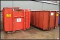 Containers van Post & Haveman gestolen