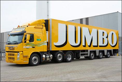 eerste volvo fm methaandiesel trucks in nederland