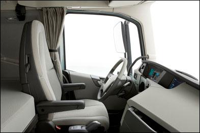 transport online de nieuwe volvo fh serie de cabine. Black Bedroom Furniture Sets. Home Design Ideas
