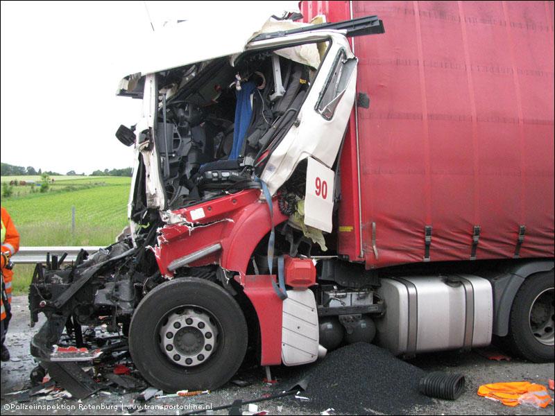 ernstig auto ongeluk duitsland
