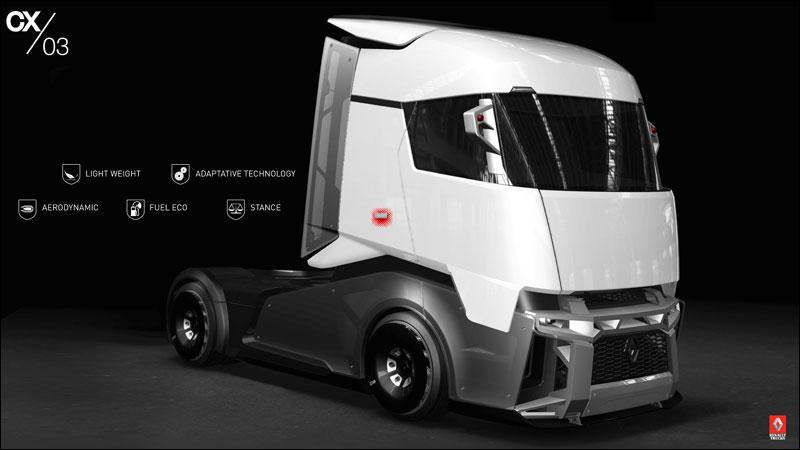 transport online transportnieuws transport online iaa renault trucks vernieuwt volledige. Black Bedroom Furniture Sets. Home Design Ideas