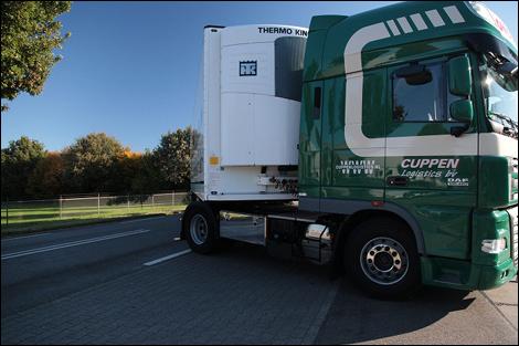 Nieuws truck gerelateerde merken en reports