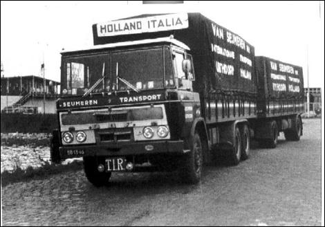 Beste Transport Online - Wie kent deze vrachtwagen nog? [deel 9 - 2] JP-18