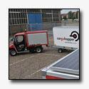 Cargohopper Utrecht rijdt op zonne-energie