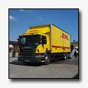 Scania levert voortaan alle trucks aan DHL in Europa