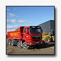 Veel belangstelling voor duurzaam Bouwevent van MAN en Pon Equipment in Almere