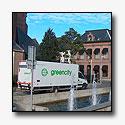 Greencitydistribution en DHL in Tilburgse stadsdistributie