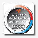 ORTEC winnaar Nederlandse Logistiek Prijs 2009
