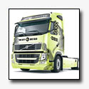 T Comm Tracking and Tracing voorziet Volvo Safety Trucks van P-Eyes
