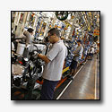 Daimler opent in Mannheim nieuw Europees centrum voor ruilmotorenfabricage