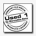 Used1: Nieuw label voor gebruikte bestelwagens van Mercedes-Benz