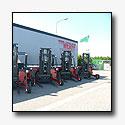 Van der Werff Logistics uitgerust met T Comm Tracking & Tracing voertuigvolgsystemen