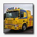 Scania takelwagen voor Autohulpdienst Ben Heiltjes