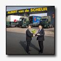 Drie Volvo FH specialisten voor hijs- en transportspecialist Albert van de Scheur BV