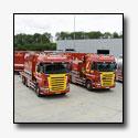 Drie nieuwe Scania's voor Bredenoord