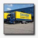 Nieuwe Iveco's VDS Logistics in Dachser huisstijl