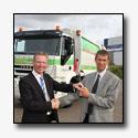Truckland levert eerste Iveco Stralis CNG aan De Meerlanden