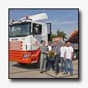 Nieuwe Scania XPI voor de Scholtens Groep