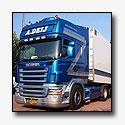 Deij Transport kiest voor Scania R 480 XPI