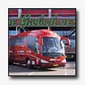 FC Twente riant vervoerd in luxe Scania K380 spelersbus