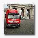Eerste hybride zware vrachtwagen van Renault voor Coca-Cola
