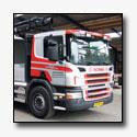 Scania P280 EEV voor tegelhandel van der Rijt BV