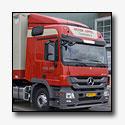25 Mercedes-Benz Actros trekkers voor Peter Appel Transport