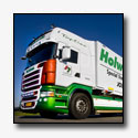 Holwerda rijdt met milieubewuste Scania Ecocombi
