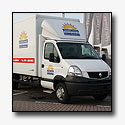 Carrosserie met 'zacht' interieur voor Nesselande Logistics