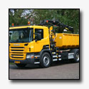 Scania P280 EEV voor gemeente Nijefurd