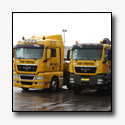 Twee nieuwe MAN's voor van Nierop Trucking