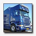 Unieke Scania V8 King of the Road voor Wilco Bloemen