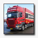 Eerste Scania EEV met 420 pk in Nederland voor B. Span