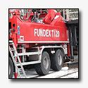 Terberg FM1850-WDGL met IHC Fundex opbouw voor Akzo Nobel