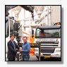 Drie nieuwe DAF CF85 voor Betonfabriek Vrijenban in Delft