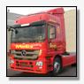 Nieuwe Mercedes Actros 1841 LS voor Melis Transport