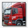 Vijf nieuwe DAF FAS CF85.410 bakwagens voor CNC Grondstoffen B.V.