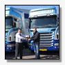 Vier nieuwe Scania's voor Vreugdenhil Internationaal Transport