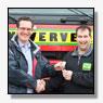 Nieuwe vrachtwagen met veel technische snufjes voor Van Werven