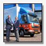 Jan de Rijk Logistics neemt eerste LF Hybrid in gebruik