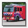 Nieuw Daf hulpverleningsvoertuig voor de brandweer in Bergeijk