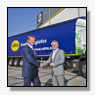 LNG Scania trekker voor Rotra Forwarding