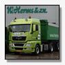 MAN levert eerste drie nieuwe trucks in groene huisstijl bij Herms BV