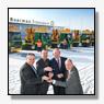TB groep levert vijf DAF FAX CF85.410 aan Boerman Transport