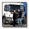 BMT Koeriers neemt vijftiende Scania in gebruik
