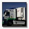 Lamberink Transport rijdt met vijf nieuwe koelopleggers voorzien van MITSUBISHI PEGASUS