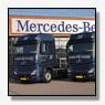 Nieuwe Mercedes-Benz Gigaspacer trekkers voor Mercom