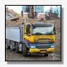 Maessen Bedrijven breidt vloot uit met twee DAF FAD CF85.410 10x4 vrachtwagens voor het echte zware werk