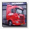 Scania euro 6 voor Vos Transport B.V.
