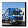 MAN vergroent 'Blauwe Brigade' van J.C. van den Bos Transport